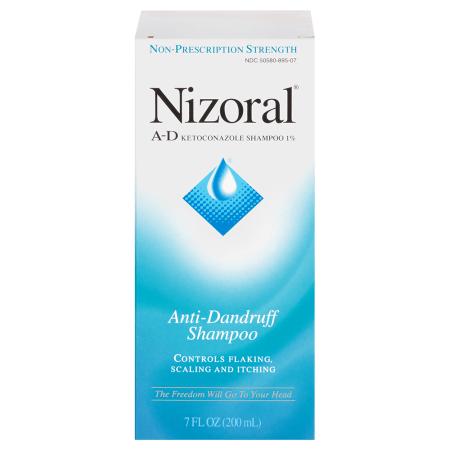 Nizoral shampoo for scalp eczema
