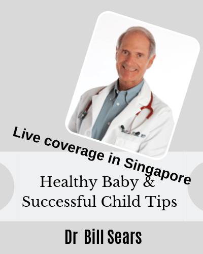 Raising healthy babies and successful children with Dr Bill Sears