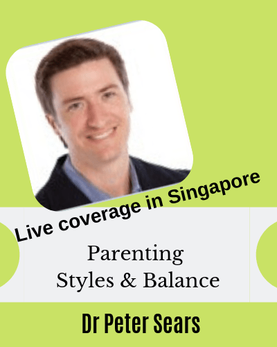 Raising well behaved and smart kids with Dr Peter Sears
