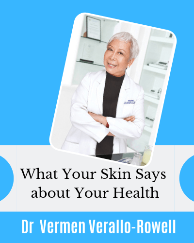 Skin Health Connection Interview series with Dr Vermen Verallo Rowell VMV Hypoallergenics