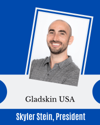 Interview with Skyler Stein of Gladskin USA