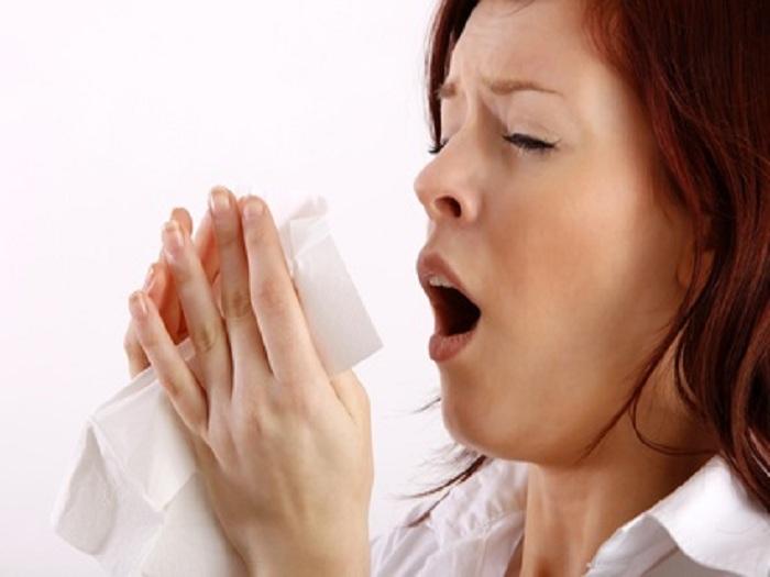 Dust mite allergy symptoms