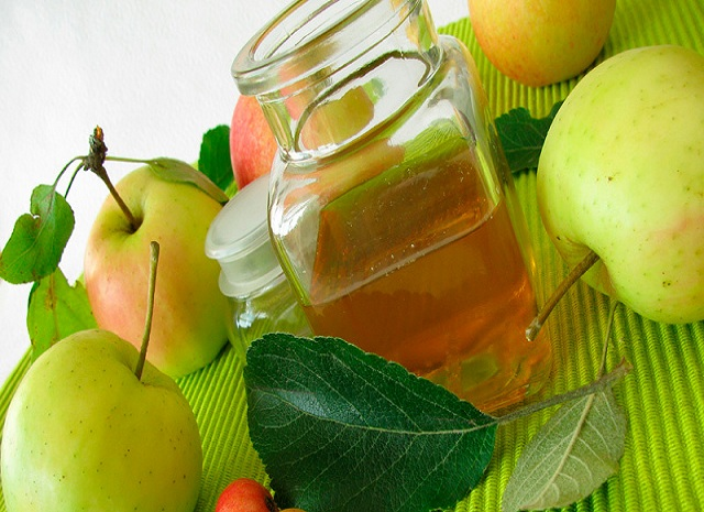 Taking Apple Cider Vinegar Orally
