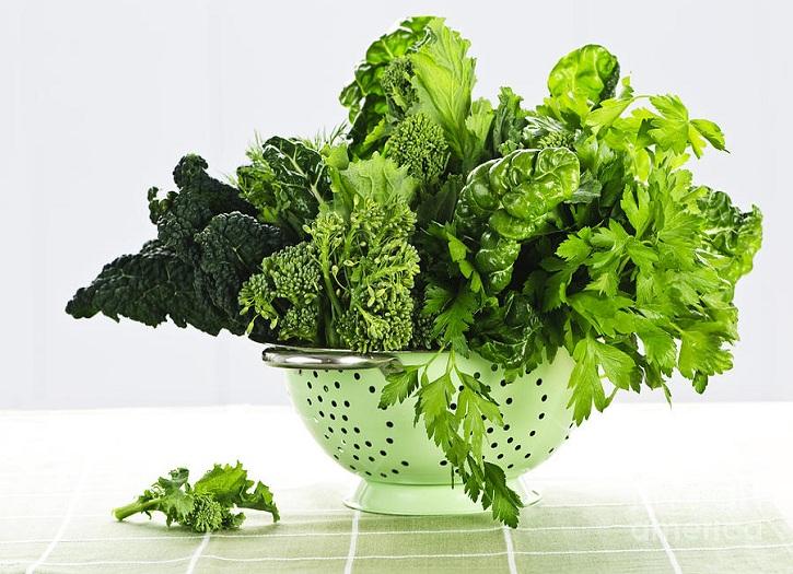 Green Leafy Vegetabls