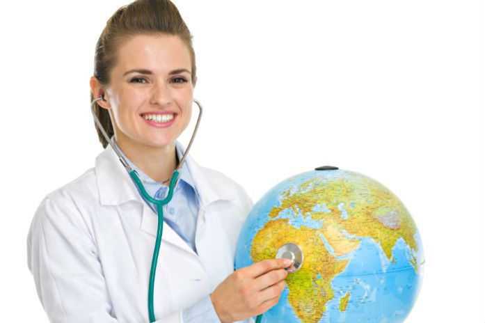 Check for Healthcare options while Abroad