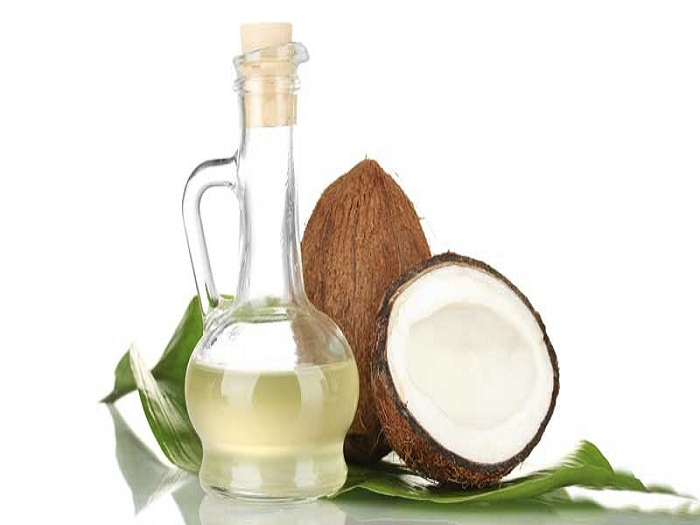 coconut oil for baby eczema