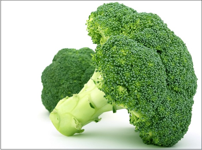 Avoid Broccoli if you have eczema