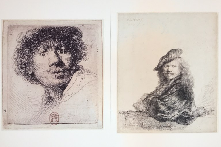 Thoughts on Mass Media, Rembrandt, and Open Pedagogy.