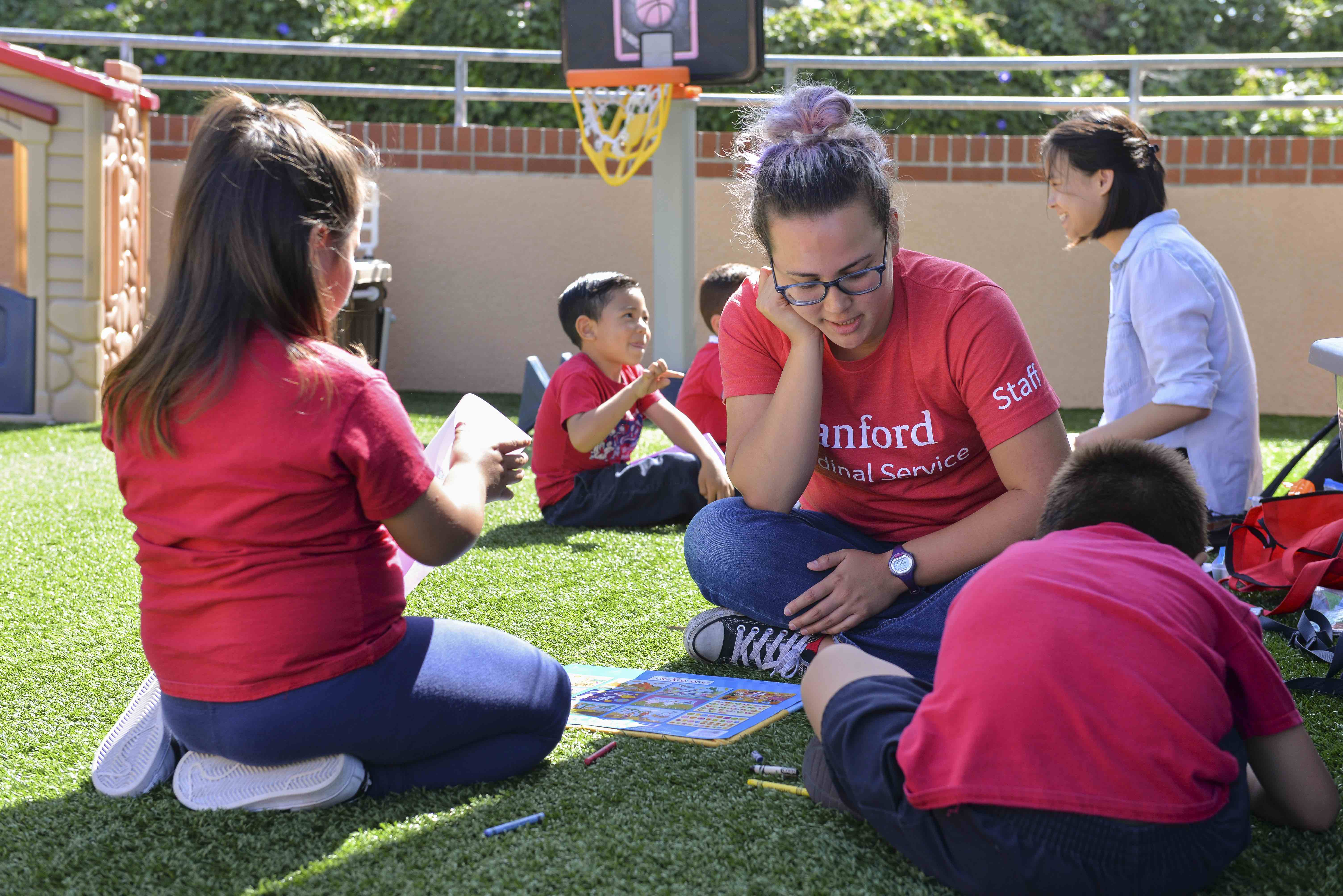 Math Education Program Brings Stanford Students Into The