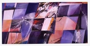 """El Retrato de Manhattan 60"""" x 120"""" 1984"""