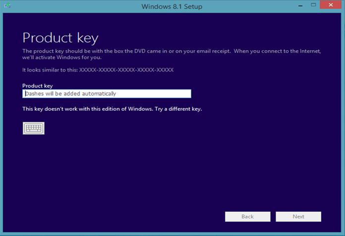 كيف تقوم باستخراج Product Key مفتاح المنتج لويندوز