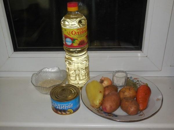 Суп из рыбной консервы в мультиварке - как приготовить ...
