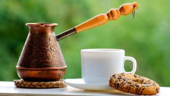 Как правильно пить кофе.
