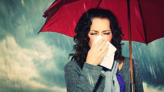 Осень и здоровье.