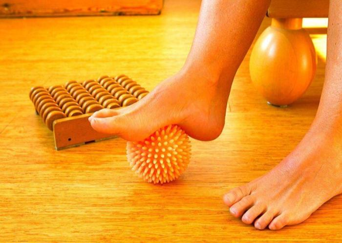Спа процедуры для ног