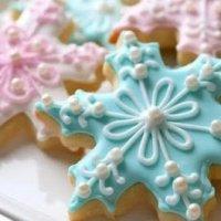Сахарная глазурь  для пряников, булочек и печенья - коллекция рецептов