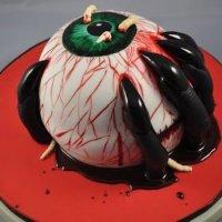 Сладкий ужас. Идеи оформления тортов на Хэллоуин
