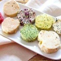 Сливочное масло с добавками для бутербродов и других блюд - рецепты