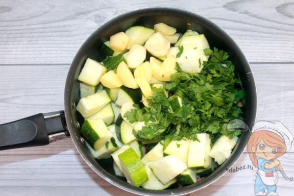 Суп из цукини: как приготовить быстро и вкусно - Пошаговые ...