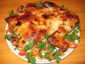 Курица в духовке — любимые и простые рецепты женщин