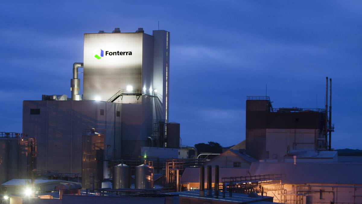 Fonterra revises milk forecast down