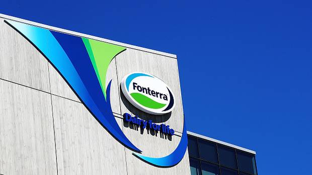It has been a big week for the dairy industry, Fonterra especially.