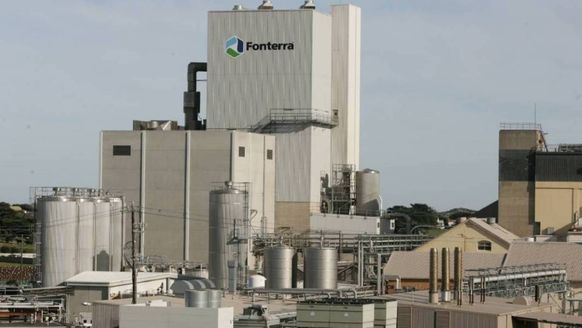 Fonterra to close Australian factory with loss of almost 100 jobs