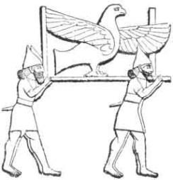 Ishtar a bird goddess