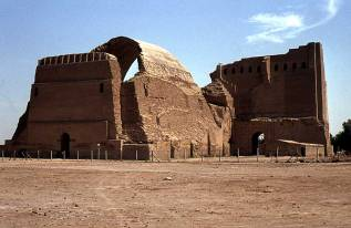 Ruine des Sassanidenpalastes3