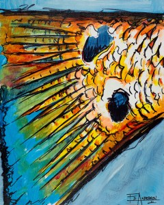 Redfish, Two Dots