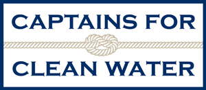 captains for clean water logo