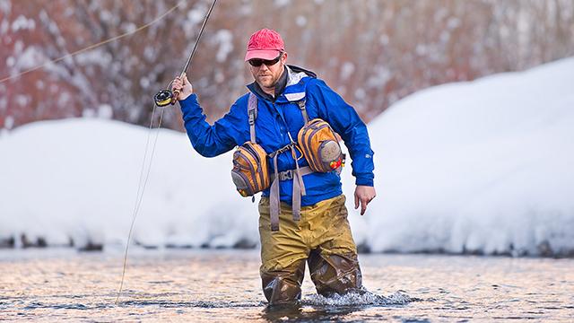 winter flyfishing