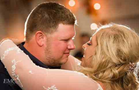 First dance with Kylie and Cody