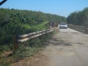 Laloki Bridge Through To Veimauri section - HIRITANO Highway