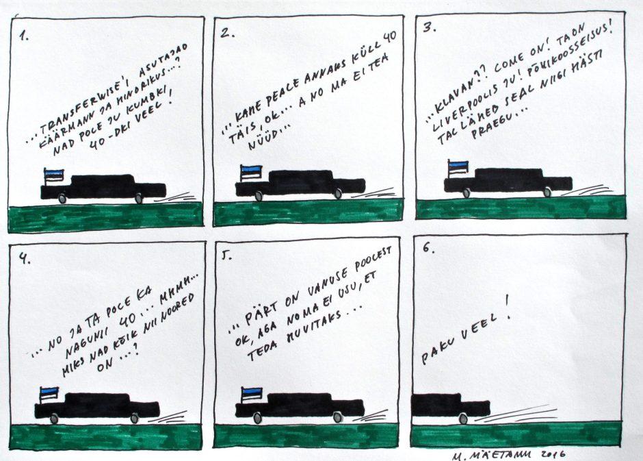 Presidendivalmised I Illustratsioon: Marko Mäetamm
