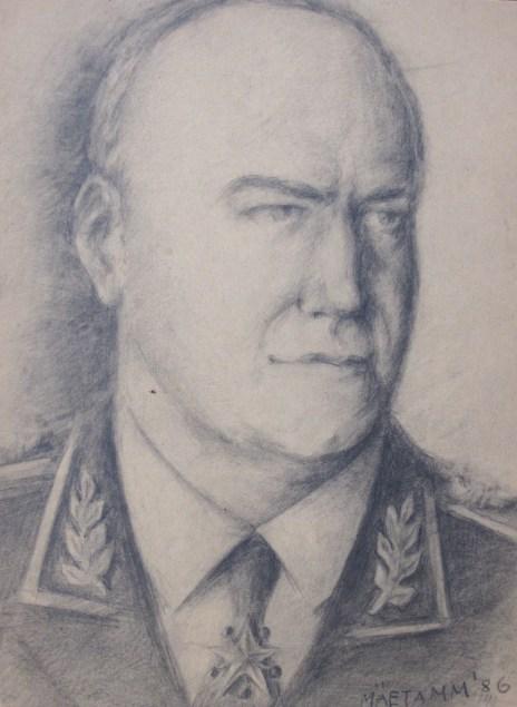 Marssal Žukov I Autor: Marko Mäetamm