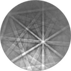 8_EBSD Pattern Austenite 920C