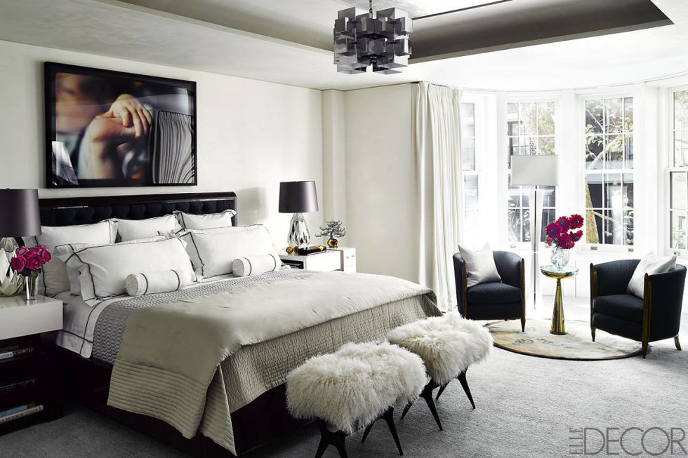 Bedroom Wall Decor & Art Ideas - Bedroom Artwork ... on Bedroom Wall Decor  id=40592