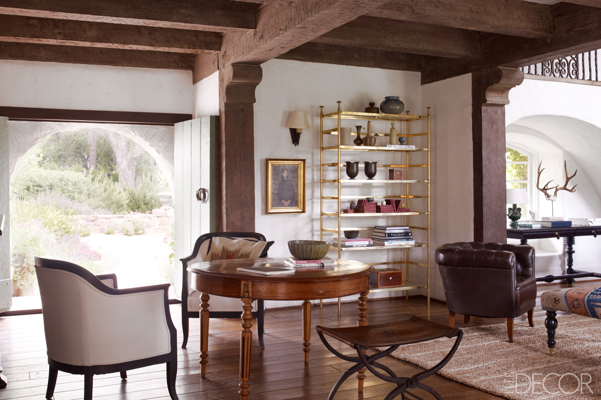 Reese Witherspoons Ojai House Kristen Buckingham Interiors