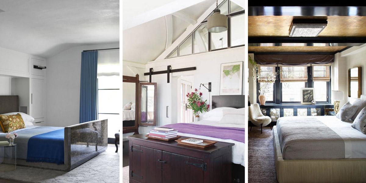 30 Best Bedrooms In Celebrity Homes - Celebrity Master ... on Best Master Bedroom Designs  id=15479