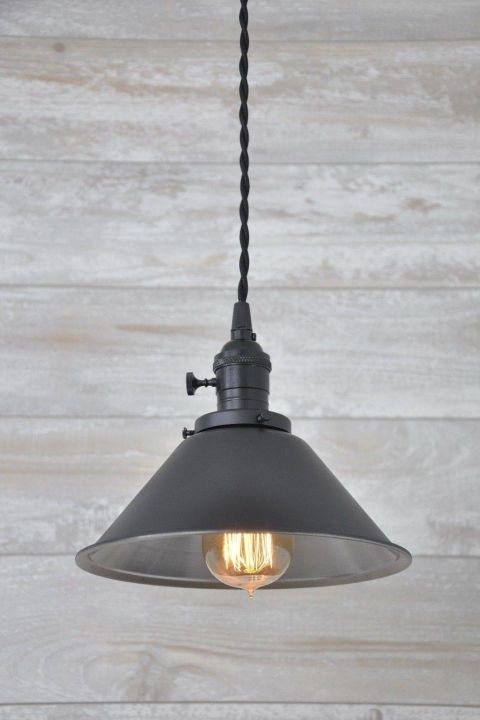 Last year was about all things metallic. But now, Etsy vendors are using the exact opposite texture in their goods, including oxidized metals, matte glazes, and chalk-finish paints — such as with this snazzy light fixture (Matte Flat Black Industrial Pendant Light Fixture, $89.99; etsy.com). The best news? Matte-finished decor looks amazing next to metallic objects, so hang on to all of those luxe gold and copper items you picked up in 2015.