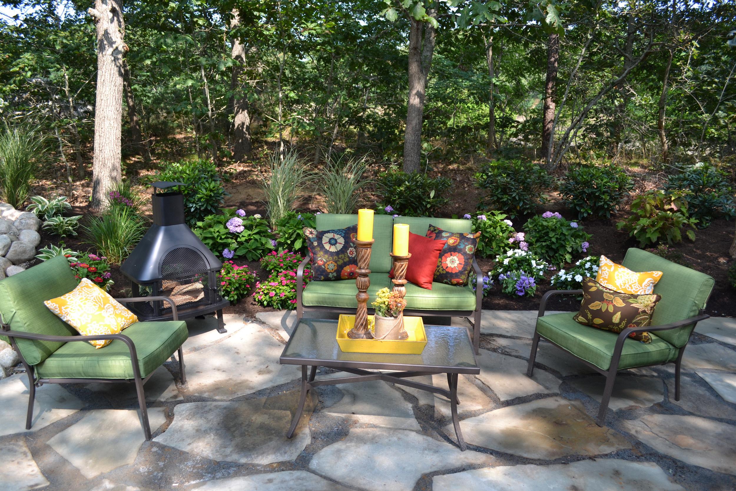 17 Low Maintenance Landscaping Ideas - Chris and Peyton ... on Low Maintenance Backyard Design  id=58974