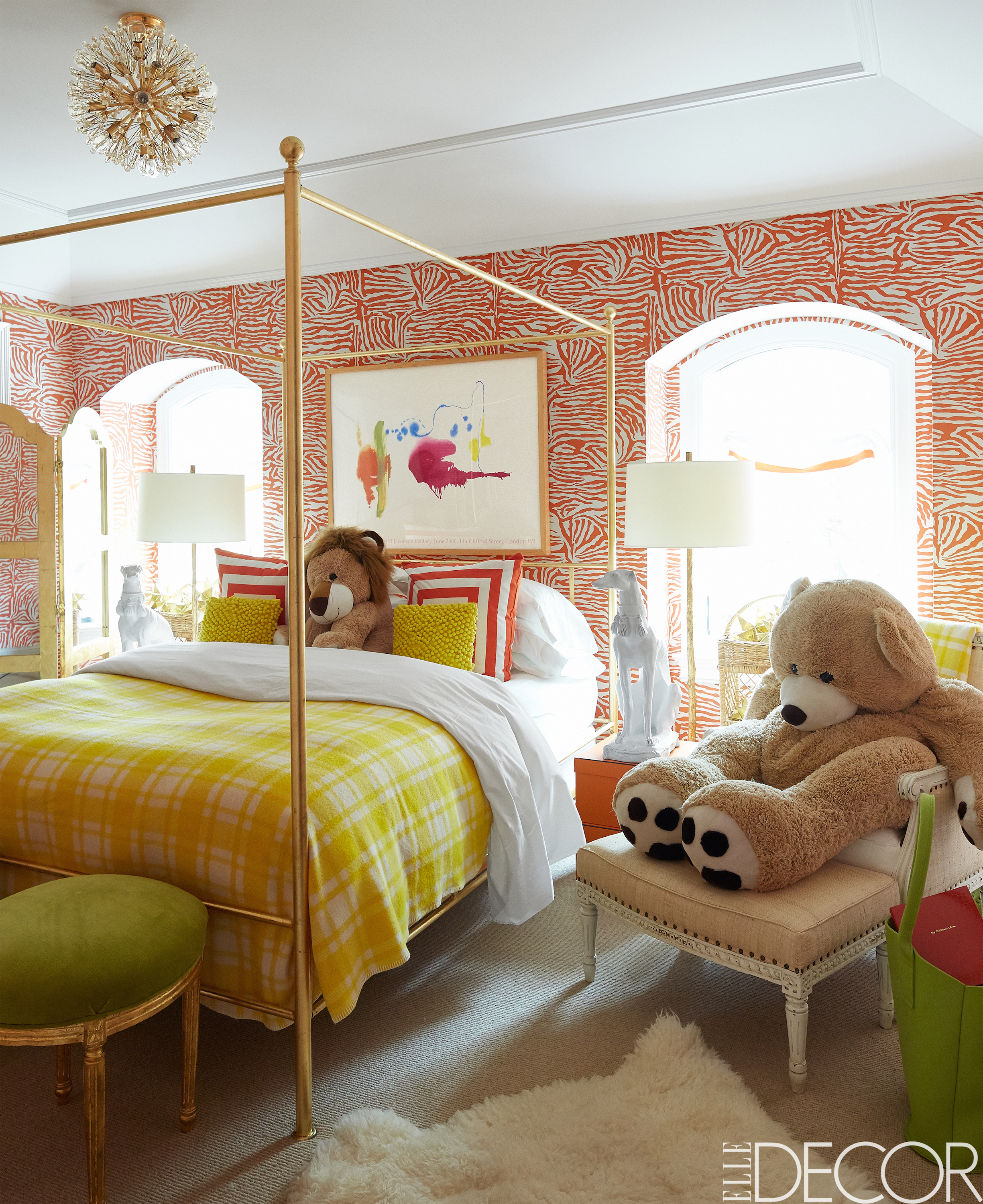 10 Girls Bedroom Decorating Ideas - Creative Girls Room ... on Girls Room Decorations  id=28180