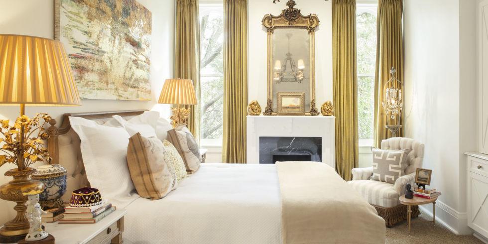 20 Best Bedroom Curtains - Ideas for Bedroom Window Treatments on Master Bedroom Curtains  id=87270