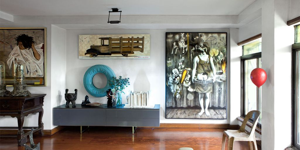 An Eclectic Home In Manila Bobby Gopiao Philippines Home