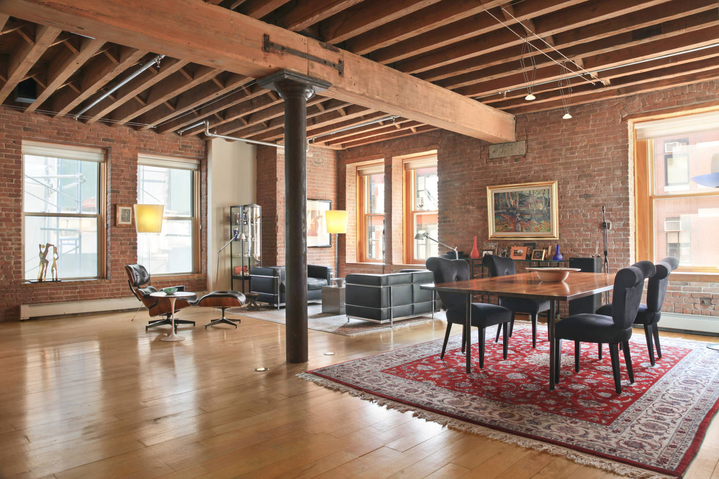 Orlando Bloom Tribeca Loft Celebrity Homes For Sale