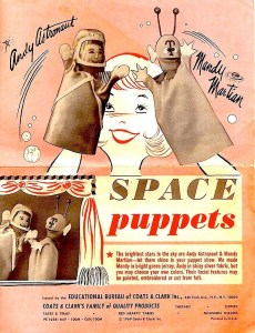 Puppets - When SPACE was a thing.