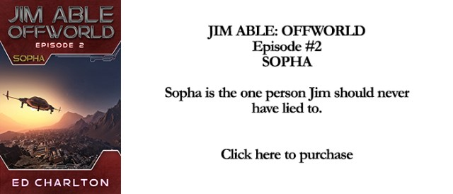 Purchase Jim Able: Offworld Episode #2 - SOPHA