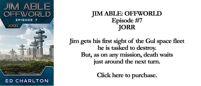 Purchase Jim Able: Offworld Jorr