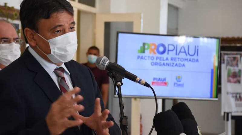 Wellington Dias é escolhido para articular vacinação contra Covid